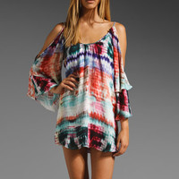 Parker Slit Sleeve Dress in Moonstruck from REVOLVEclothing.com