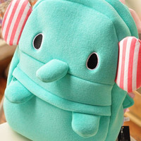 topfashion — Mint Elephant Backpack