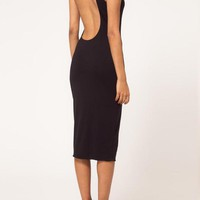 XXS-XXL new womens sexy cocktail party evening club wear open back midi Dress