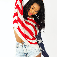 american-flag-sweater NAVYRED - GoJane.com