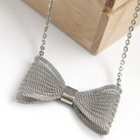 Bow Pendant Necklace  Necklaces &amp; Pendants | yeswalker | Free worldwide shipping on every order