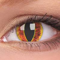 Saurons Eye Contact Lenses, Saurons Eye Contacts | EyesBright.com