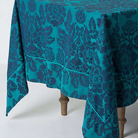 Anthropologie - Magnolia Tablecloth
