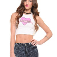 Whatever Crop Top - Tops - Clothes | GYPSY WARRIOR