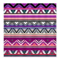 Aztec #8 - Detail #2, Shower Curtain&gt; Shower Curtains&gt; Ornaart