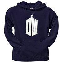 Doctor Who New Logo Hoodie