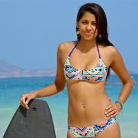 Kaneohe halter bikini top - Create your Own