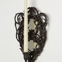 Forest Crest Single Sconce