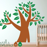 Nursery Tree Wall Decal by WallConsilia