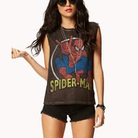 Spiderman™ Muscle Tee | FOREVER21 - 2049256969