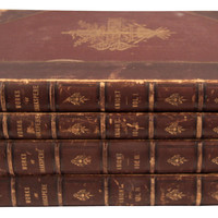 One Kings Lane - Manor Style - Works of Shakespeare, 4 Vols