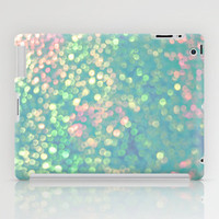 Mermaid's Purse iPad Case by Ally Coxon
