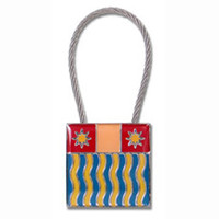 Palio 2 keyring by Michael Graves and Acme Studio - Pop! Gift Boutique
