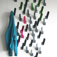 Coat Hooks - Set of 7 | Knack Registry