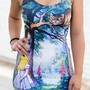 Cheshire Cat Dress (Made to Order)