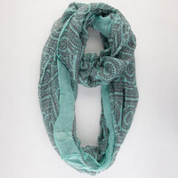 Swirl Infinity Scarf      216138523 | Scarves | Tillys.com