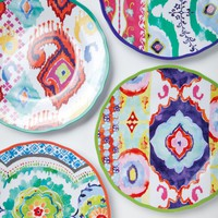 Hacienda Melamine Plate