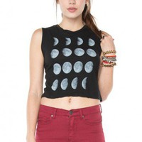 Brandy ♥ Melville |  Agathe Moon Tank - Clothing