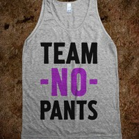 Team No Pants