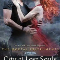 BARNES & NOBLE | City of Lost Souls (The Mortal Instruments Series #5) by Cassandra Clare, Margaret K. McElderry Books | NOOK Book (eBook), Hardcover, Audiobook