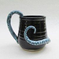 Octopus Tentacle Coffee Mug