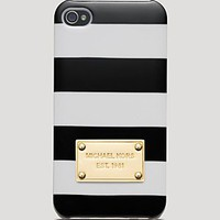 MICHAEL Michael Kors iPhone 5 Case - Logo | Bloomingdale's