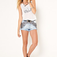 MARKET HQ | Villain Crop Top