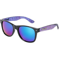 Brigada Lawless Purple Snake Sunglasses