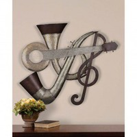 Uttermost Jazz Time Wall Art - 13734 - All Wall Art - Wall Art & Coverings - Decor