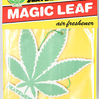Skate Mental Pot Leaf Air Freshener