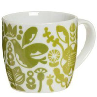 Cup O' Retro Kitchen Mug | Mod Retro Vintage Kitchen | ModCloth.com