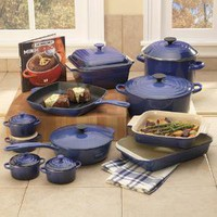 Shop Le Creuset Cookware Set , 20 Piece at CHEFS.