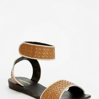 Cooperative Perforated Star Sandal