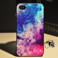 Galaxy Space Starry Case for iPhone 4/4s
