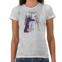 The game of the history t-shirt from Zazzle.com