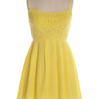 Sunny Side Up Dress - $57.95 : Indie, Retro, Party, Vintage, Plus Size, Convertible, Cocktail Dresses in Canada