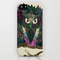 Owl  iPhone Case by LMMM