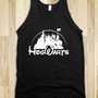 Hogarts (Disney Parody Tank) - Movie Madness - Skreened T-shirts, Organic Shirts, Hoodies, Kids Tees, Baby One-Pieces and Tote Bags