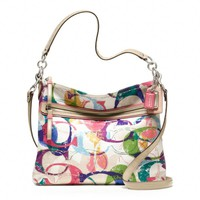 Coach :: Poppy Stamped c Hippie