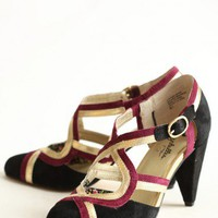 petunia cutout heels by Seychelles at ShopRuche.com
