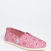 TOMS &#x27;Classic - Circle&#x27; Slip-On (Women) | Nordstrom