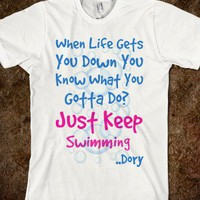 Dory! - Just Stuff - Skreened T-shirts, Organic Shirts, Hoodies, Kids Tees, Baby One-Pieces and Tote Bags