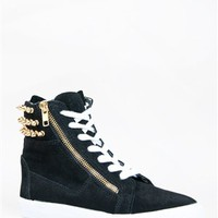Betsey Johnson NXTLVL Spiked Sneakers | Shop Betsey Johnson Shoes