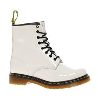 Dr Martens Modern Classics 1460 8-eye patent boot at asos.com