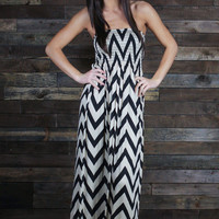 """Pack Your Zig Zags"" Maxi 