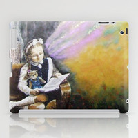 IMAGINATION iPad Case by Vargamari