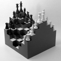 3D Chessboard