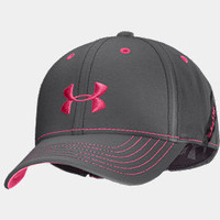 Girls&#x27; UA Charged Cotton Adjustable Cap | 1232170 | Under Armour US