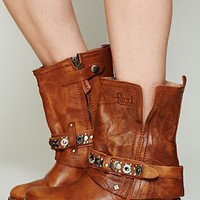 Free People Addison Military Boot