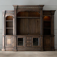 Kingsbury Four-Piece Entertainment Unit